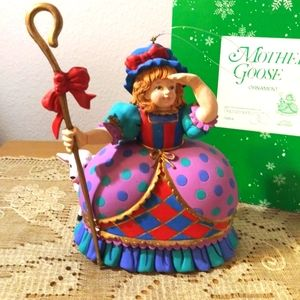 Vintage Mother Goose Series Christmas Ornament